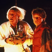 Christopher Lloyd, Michael J. Fox, Back To The Future