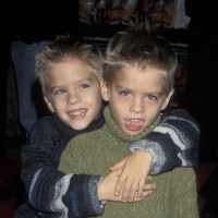 Cole Sprouse, Dylan Sprouse young