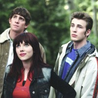 Bryan Greenberg, Scarlett Johansson, Chris Evans, The Perfect Score
