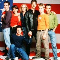 Peter Paige, Michelle Clunie, Hal Sparks, Thea Gill, Gale Harold, Randy Harrison, Scott Lowell, Queer as Folk