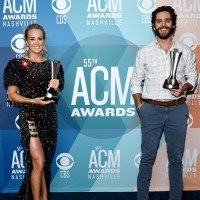 Carrie Underwood and Thomas Rhett