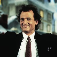 Bill Murray, Scrooged