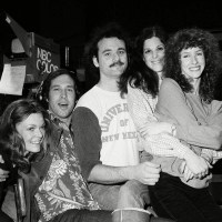 Chevy Chase, Jane Curtin, Bill Murray, Gilda Radner, Laraine Newman
