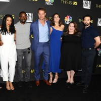 Chris Sullivan, Ron Cephas Jones, Susan Kelechi Watson, Sterling K. Brown, Justin Hartley, Mandy Moore, Chrissy Metz, Milo Ventimiglia