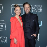 Olivia Wilde, Jason Sudeikis, Critics Choice