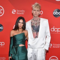 Megan Fox, Machine Gun Kelly, American Music Awards