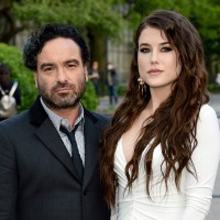 Johnny Galecki, ex girlfriend Alaina Meyer