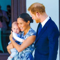 Prince Harry, Duchess Meghan, Archie Mountbatten-Windsor