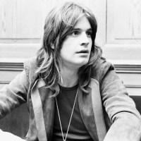 Ozzy Osbourne young