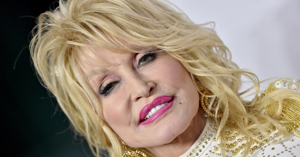 Dolly Parton gets a dose of her own medicine, more ICYMI celeb news.jpg