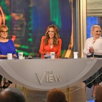 The View, Meghan McCain, Whoopi Goldberg, Joy Behar, Sunny Hostin, Beto O'Rourke