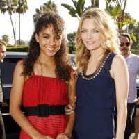 Claudia Rose Kelley, Michelle Pfeiffer