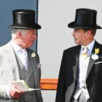 Prince Charles, Prince Edward