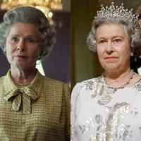 Imelda Staunton The Crown, Queen Elizabeth II