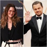 Drew Barrymore Leonardo DiCaprio