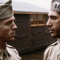 Band of Brothers, Damian Lewis, David Schwimmer