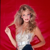 Heather Locklear, young