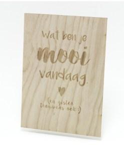 wat ben je mooi vandaag, Beavers Woodland, wonderzolder.nl
