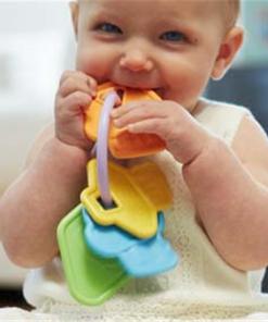 Green Toys Baby Starter, eerste sleutels