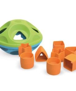 Green Toys- Vormenstoof