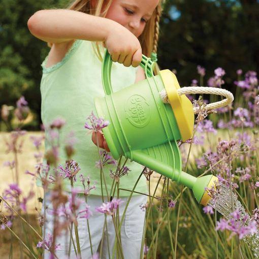 Green Toys Gieter met toebehoren