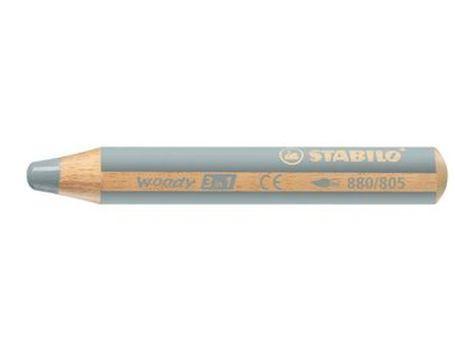 Woody - Zilver Stabilo