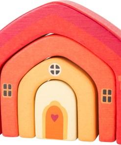 Huis bouw blokken - Legler