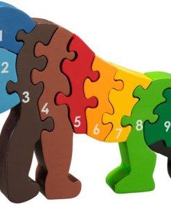 Puzzel Gorilla 1-10 Lanka Kade -liefsvanlauren.nl