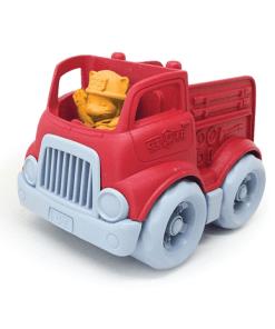 Brandweer auto mini Green Toys