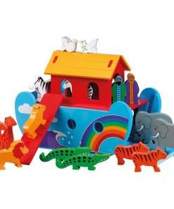 Ark van Noach - Noah's ark Lanka Kade