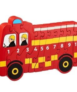 Brandweer puzzel van Lanka Kade