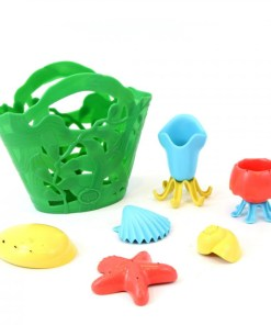 Bad speelset Green Toys, Tide Pool set -wonderzolder.nl