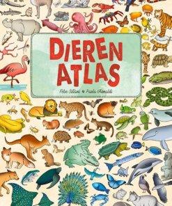 Dieren atlas, zoekboek, wonderzolder.nl