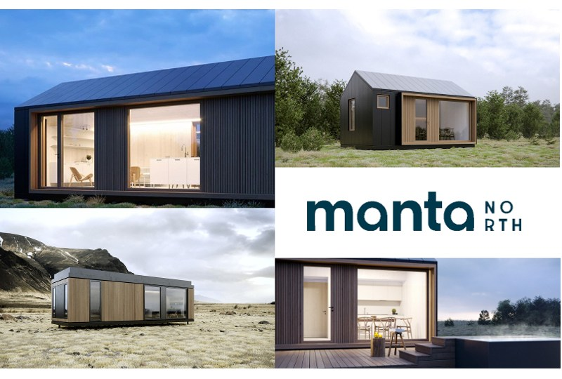 Manta North | Tiny Houses