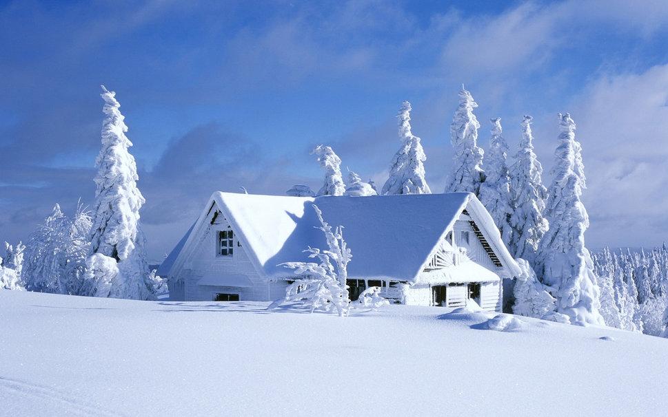 woning winter