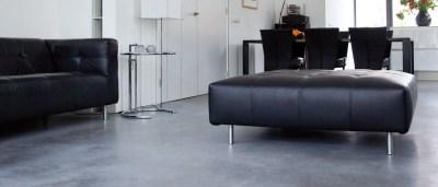 Moderne vloer beton