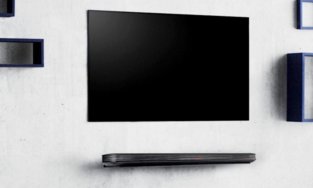 Behangpapier dunne schermen