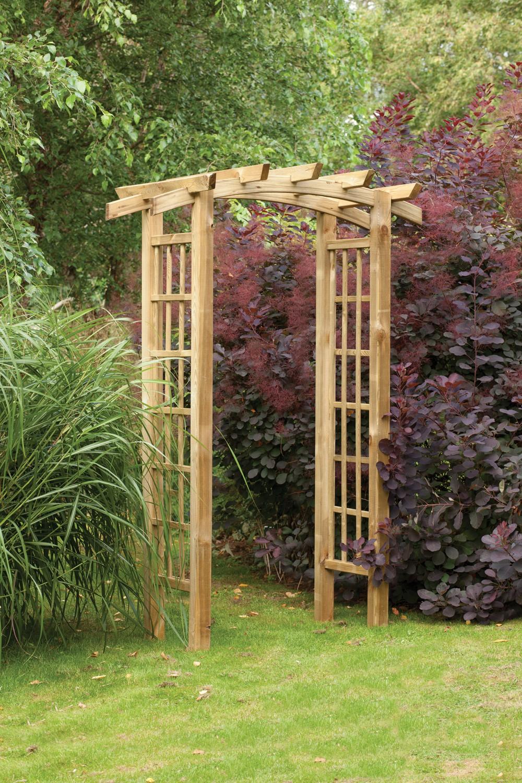 Forest Hrgahd Ryeford Garden Arch Hd