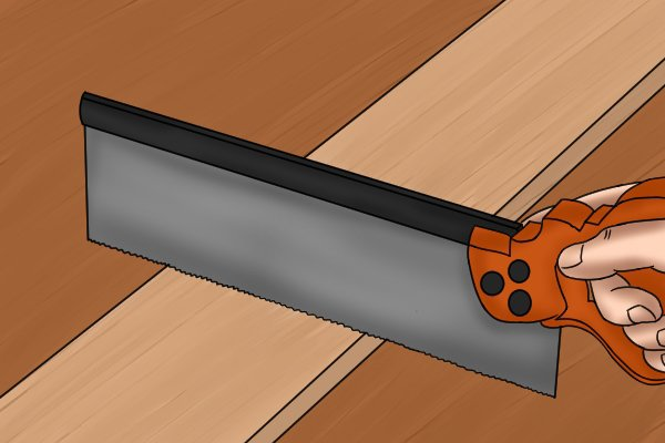 Can You Cut Laminate Flooring With A Hand Saw Wikizie