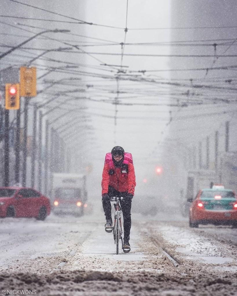 Toronto Winter Phototography Nick Wons