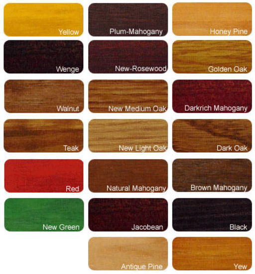 Wood Colours – When Is Medium Oak Not Medium Oak?