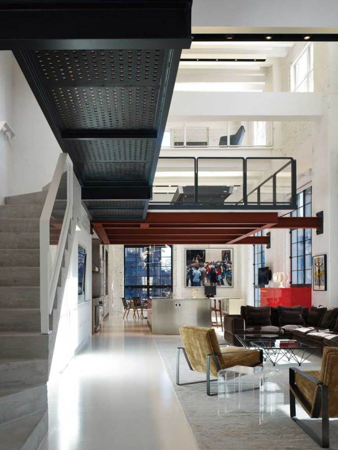 Maisonette Apartment By Studio Gang Architects