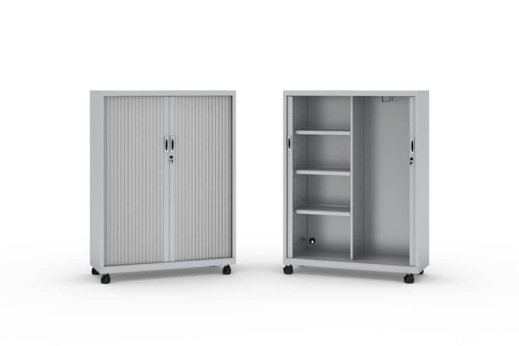 armoire de rangement metallique a