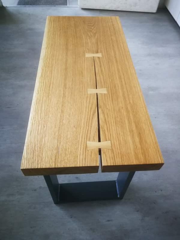 Tavolino Split Wood 3