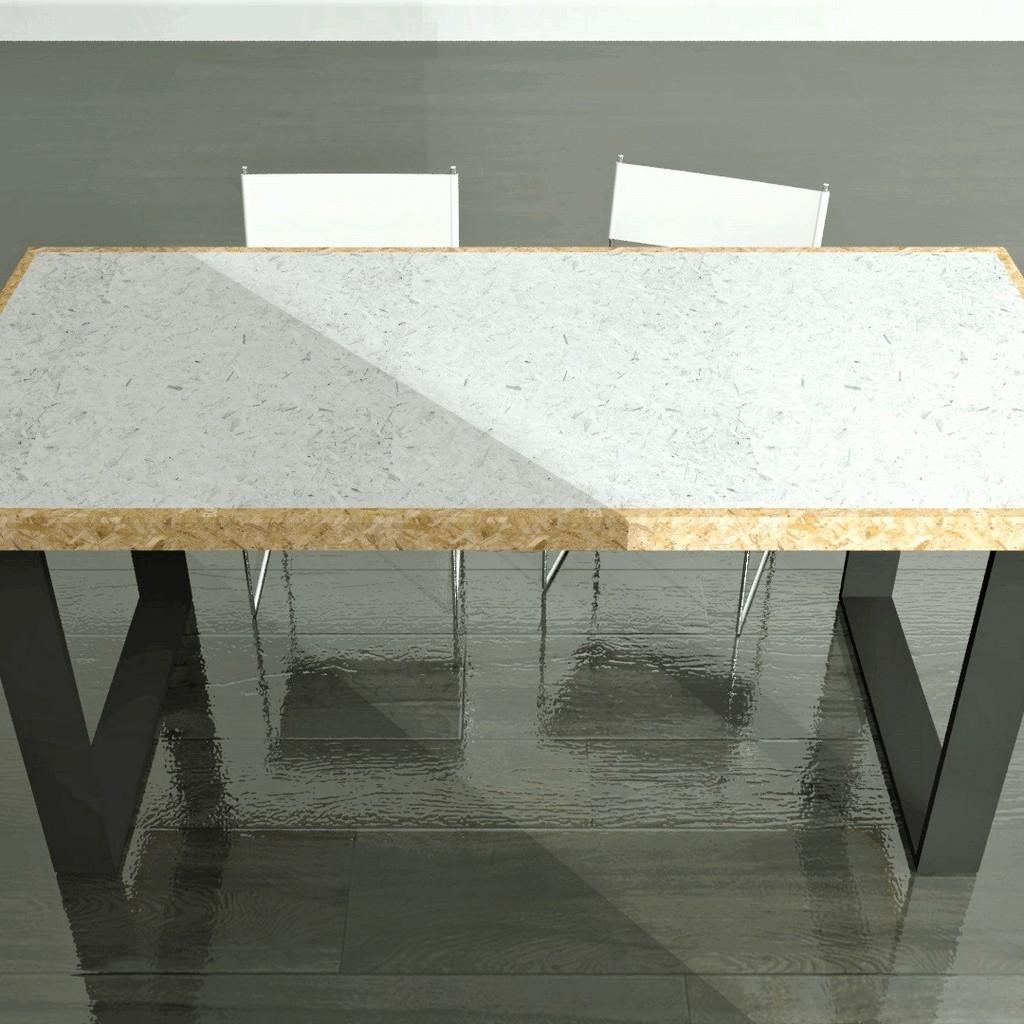 Tavolo in legno OSB - 2