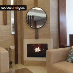 Square In Corner Wood And Gas Fireplaces Cheminee Stones Lebanon