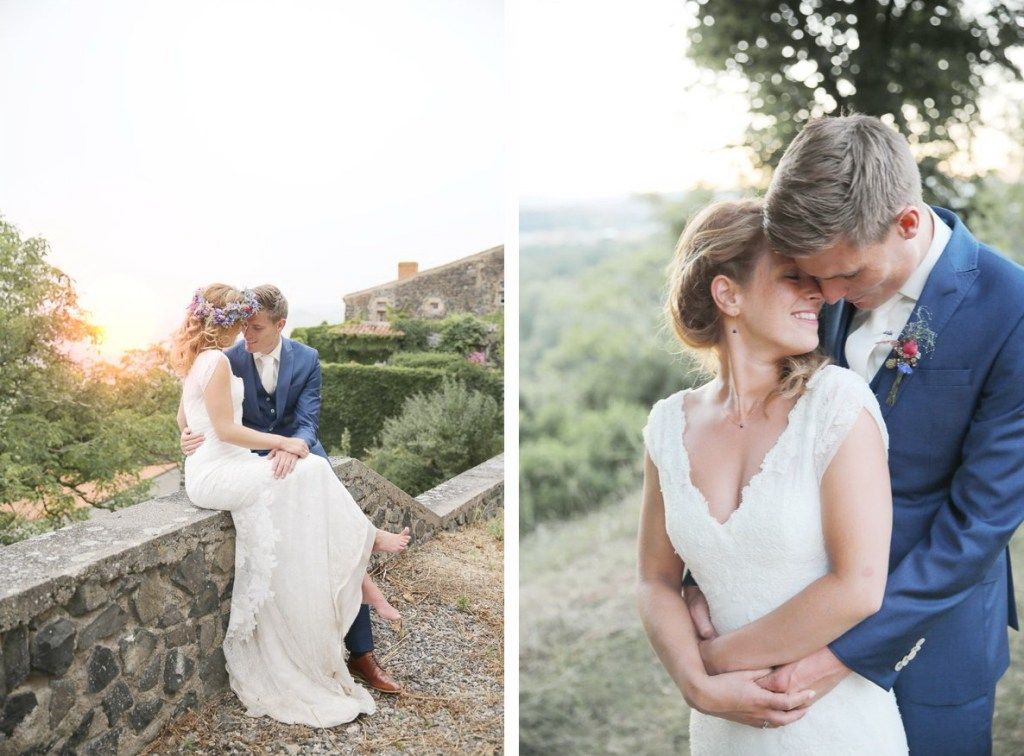 Bruidspaar Forever Yes Photography Eline van der Woude destination Wedding Frankrijk