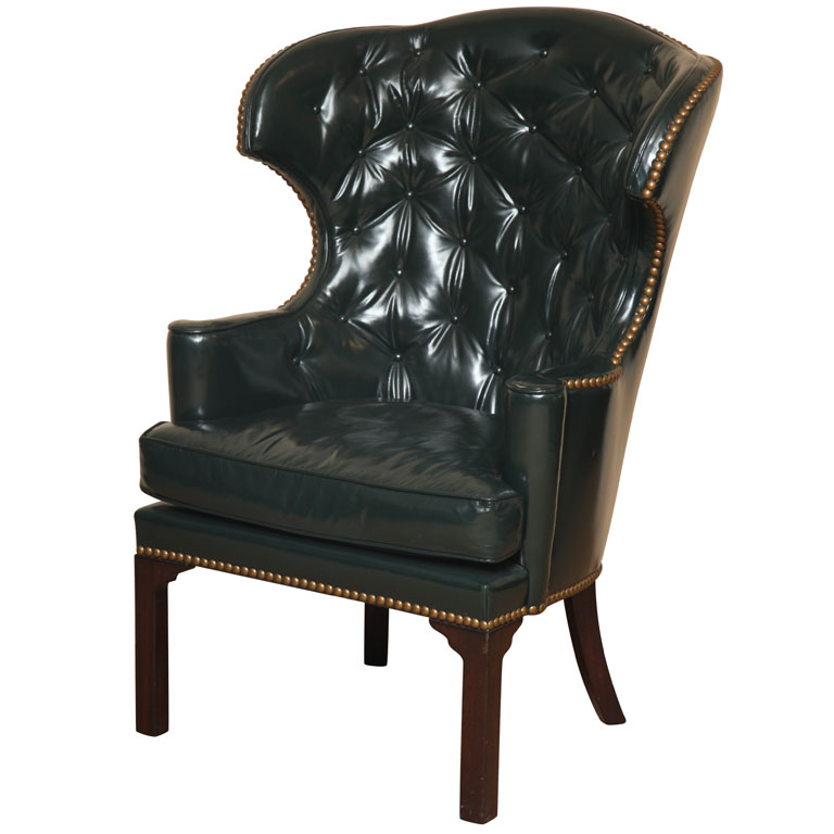 PORTER'S WING CHAIR