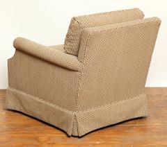 WU-403 Cornwall Lounge Chair - Back