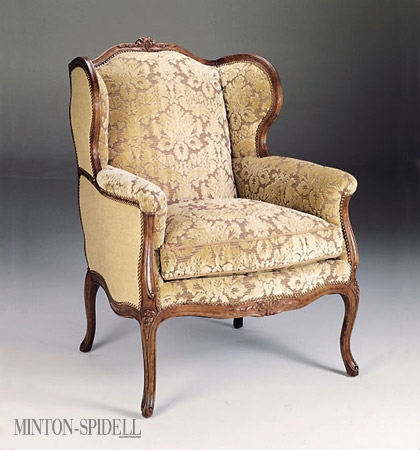 Provence Wing Chair